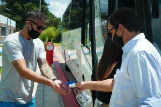 Más de 400 personas visitaron Salto Grande, a dos semanas de reabrir sus puertas al público