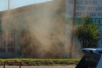 El extraño fenómeno que causó asombro en una ciudad entrerriana