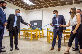 Con seis cursos gratuitos, pusieron en marcha una Escuela Municipal de Oficios