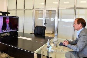 Bordet traza estrategias junto a Fernández para sumar al menos una banca y revertir los resultados de 2017