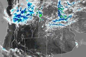 Alerta meteorológico para cuatro departamentos entrerrianos