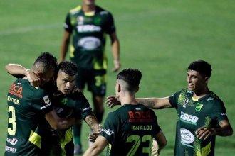 Bou convirtió, Defensa clasificó y se le viene San Lorenzo