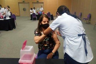 A buen ritmo, comenzó en Concordia la vacunación a mayores de 70: hay 7 mil inscriptos