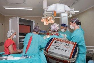 La solidaridad de una familia permitirá que seis pacientes en lista de espera accedan a un trasplante
