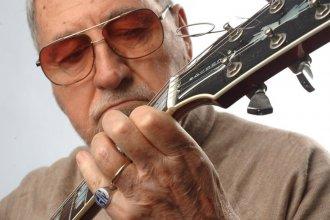 Entrerriano que tocó durante 3 décadas con Piazzolla volverá al escenario a los 91 años para homenajearlo