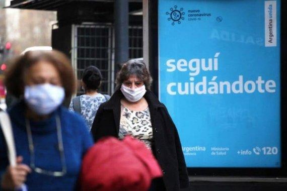 Descenso de contagios en Entre Ríos, con una amplia mayoría concentrada en un departamento