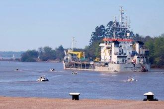 Próximo tramo del río Uruguay a dragar: funcionaria de CARU se sinceró sobre el estado del proyecto