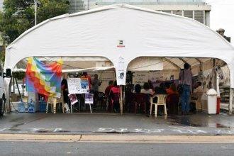 En un congreso en la carpa frente a Casa de Gobierno, Agmer define nuevos paros