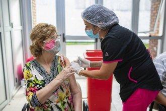 15 mil vacunas en una semana: ¿Qué departamentos entrerrianos colocaron más dosis?