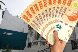 Iosper informó cuánto pagó a sus prestadores, con detalle de las cifras otorgadas a la Femer