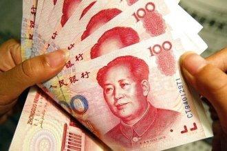 Picaron una pared hasta hacerse de una millonaria suma de dinero, entre pesos, dólares y yuanes