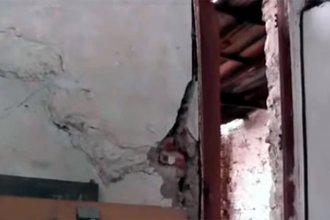 Robaron costosas herramientas en una escuela ubicada a pocas cuadras del centro