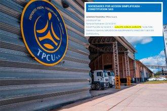 Revelan que un directivo de la empresa que opera el depósito fiscal del puerto uruguayense fue condenado por narcotráfico