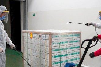 Distribuyen más de 700 mil dosis de Sinopharm en el país: ¿Cuántas recibirá Entre Ríos?