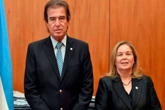 Castrillón le pidió disculpas a la vocal que lo denunció por violencia de género