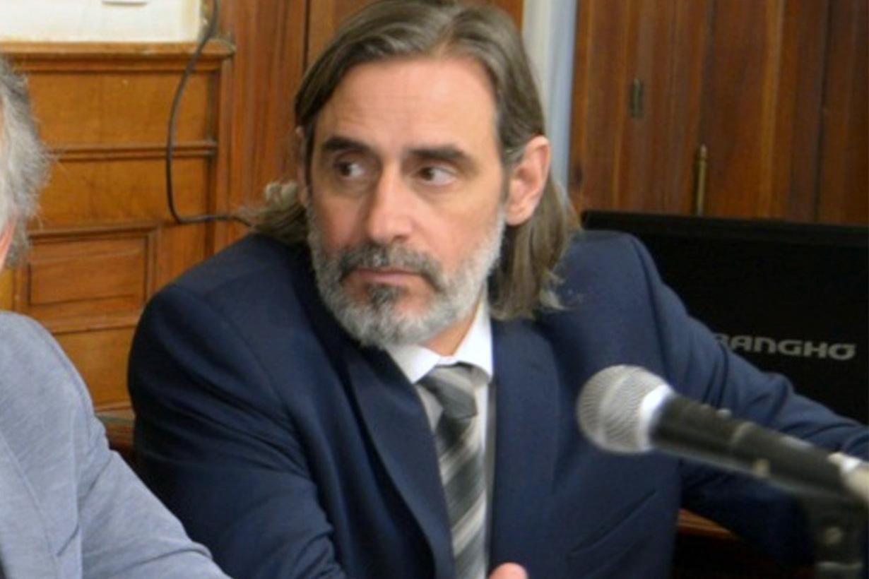 Fiscal Federal de Paraná, Carlos García Escalada