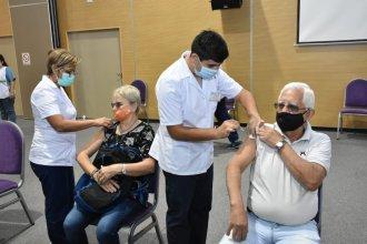 """Coronavirus: """"7 de cada 10 entrerrianos ya completaron sus esquemas de vacunación"""""""