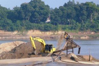 Cooperativa exige al Estado entrerriano que informe sobre impacto ambiental de la extracción de arena en Ibicuy