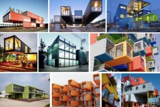 Hogar dulce hogar (container): Furor por los contenedores marítimos convertidos en viviendas