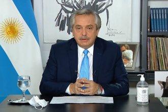 Fernández anunció restricciones para el AMBA, pero con un pedido a provincias y municipios