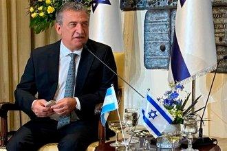 Urribarri fue citado por la Cancillería de Israel por el voto a favor del grupo terrorista Hamas en la ONU