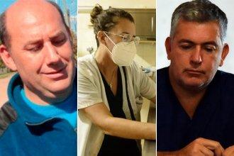 Hospitales al límite con la cepa británica: la mirada de tres médicos, entre la preocupación y el cansancio