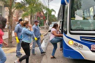 Los 3 requisitos de Provincia para la seguridad en el transporte urbano de pasajeros