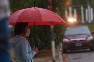 Rige alerta amarilla por abundantes lluvias para una zona de Entre Ríos