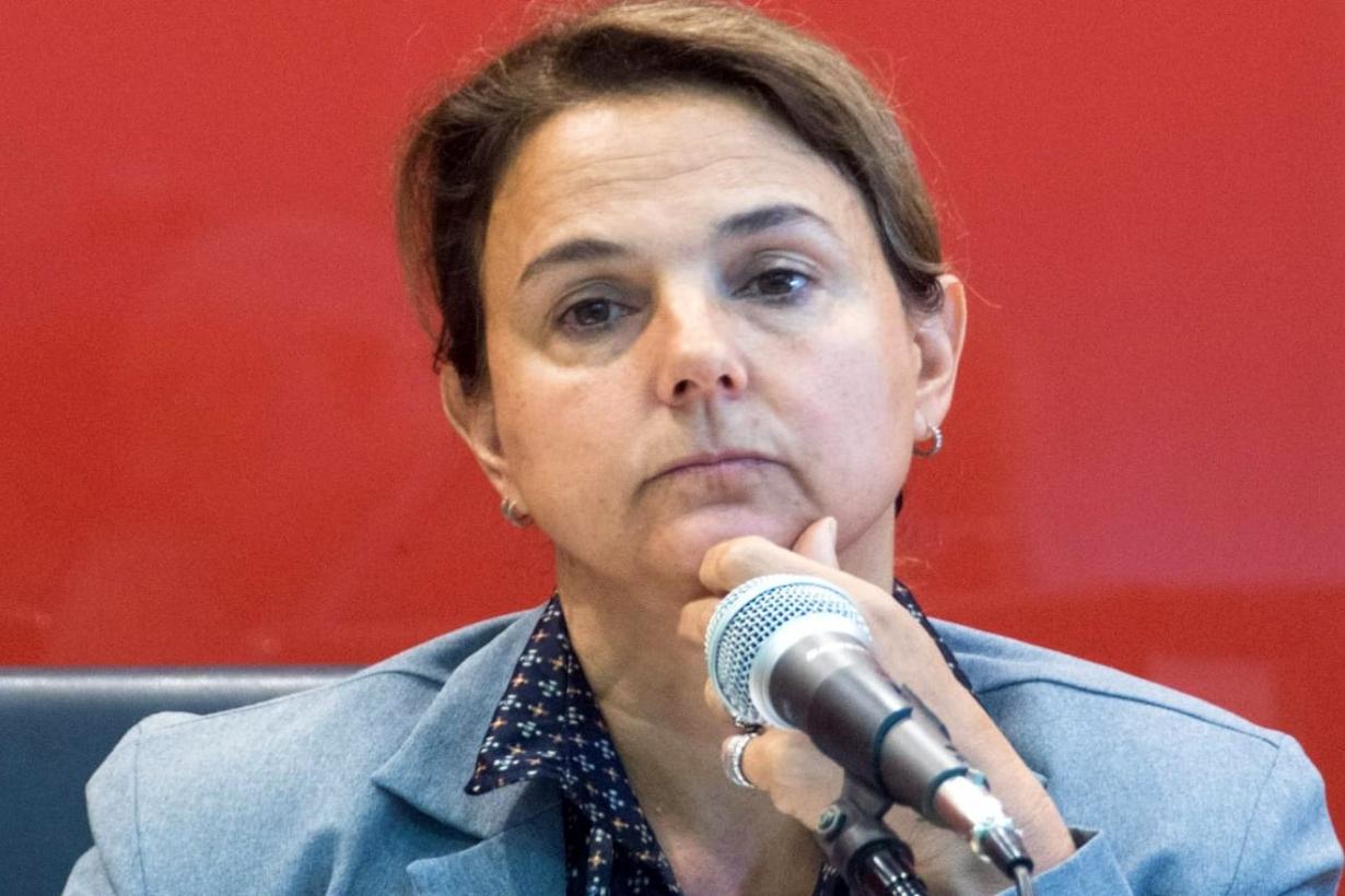 La Jueza Marina Barbagelata