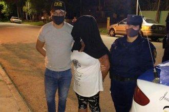 Condenada a 10 años de prisión por abuso sexual, la encontraron caminando por la costanera de Colón