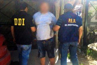 """Estaba en La Matanza el """"paraguayo"""" que era buscado por un asalto a familia entrerriana"""