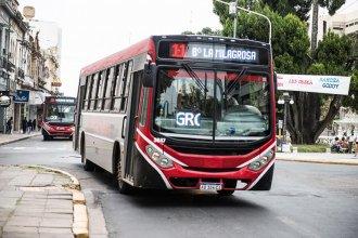 Continúa el paro del transporte en la capital provincial
