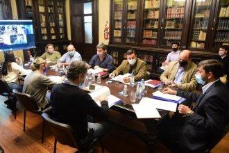 La Comisión de Juicio Político avanzará en la denuncia contra Emilio Castrillón