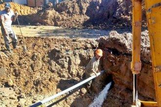 El servicio de agua se verá afectado por obras en un sector de Concordia