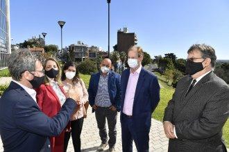 Iniciarán obras sanitarias y de gas en cuatro ciudades, tras firma de contratos por 289 millones de pesos