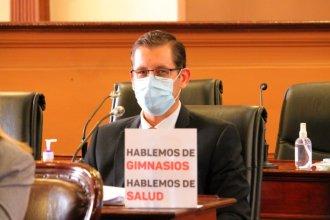 """Diputados defiende la idea de que los gimnasios sigan abiertos, pese a la pandemia: """"Son promotores de salud"""""""