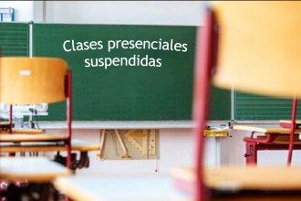 Enfático repudio de legisladores a la suspensión de clases presenciales: piden a Bordet que revea la medida