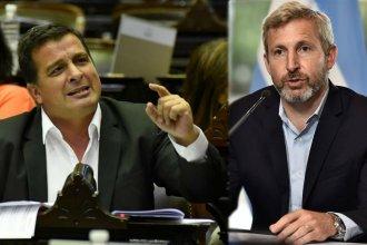 Casaretto acusó a Frigerio de usar la situación sanitaria para hacer campaña