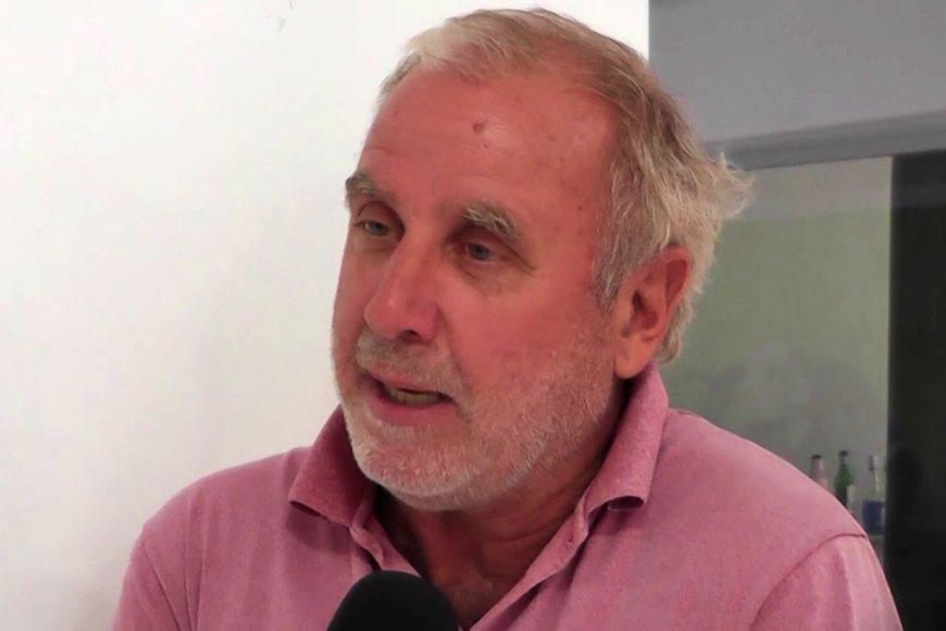 Roberto Bondaz, intendente de Pueblo Cazés.