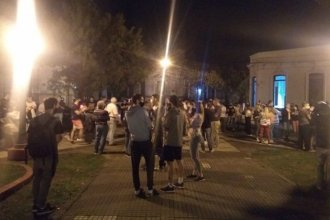 Dueños de gimnasios y clubes protestaron en Gualeguaychú: piden que no cierren sus establecimientos