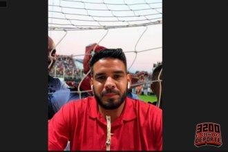 Juega en Racing, planea un futuro cerca del fútbol y confiesa su admiración por Riquelme