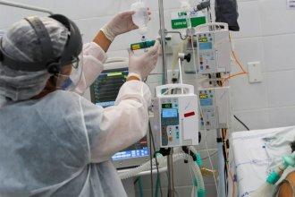 Reportaron 663 muertes este miércoles, la cifra más alta desde el comienzo de la pandemia