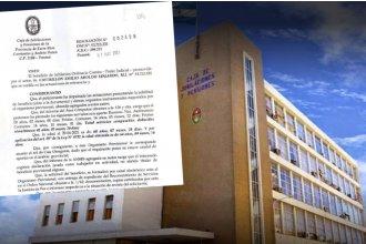 Qué dice la resolución que aprobó la jubilación de Castrillón, 8 días después de iniciado el trámite