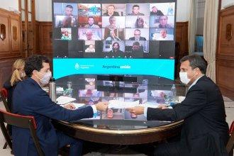 El Gobierno y la oposición acordaron postergar las PASO y las generales por cinco semanas