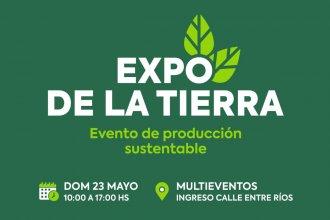 """""""Expo de la tierra"""": cómo será el evento de producción sustentable que preparan en San José"""