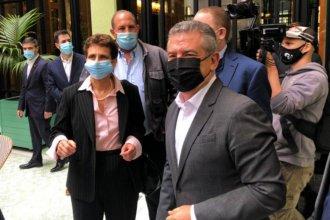 La embajadora de Israel en Argentina se mostró disconforme con trato diplomático y corrigió a Urribarri