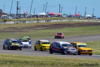 La CE 850 vuelve a la pista junto al Top Race y el CarX Rally Cross en Concepción del Uruguay