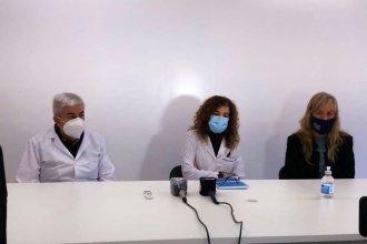 Hospital escuela: lanzaron una unidad docente en el San Benjamín