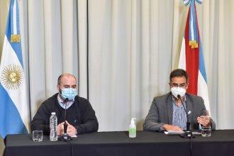"""Duro diagnóstico de Garcilazo: """"La mayoría de los que ingresan a terapia intensiva fallecen"""""""