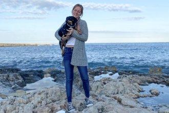 Joven arquitecta dejó su Concordia natal, emigró a Malta y consiguió trabajo en 15 días